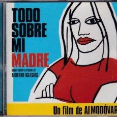CDs de Música: TODO SOBRE MI MADRE - ALBERTO IGLESIAS - BSO DE UN FILM DE ALMODÓVAR. Lote 57924195