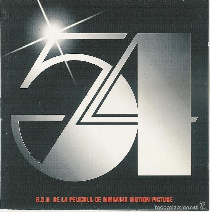 BSO 54 2 CD (Música - CD's Bandas Sonoras)