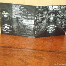 CDs de Música: FRANK T - SONRIAN POR FAVOR - CD . Lote 57930152
