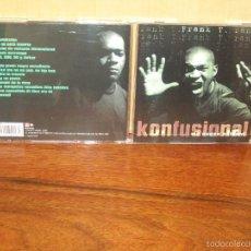 CDs de Música: FRANK T - KONFUSIONAL (NUEVA EDICION) - CD. Lote 57930164
