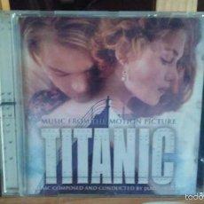 CDs de Música: MUSIC FROM DE MOTION PICTURE - TITANIC - 1997 - . Lote 57936458