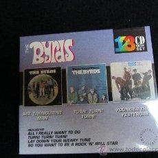 CDs de Música: CD.- DE THE BYRDS.- DE 3 CDS. BOX SET.- NUEVOS- EDICION LIMITADA Y ESPECIAL PARA LOS COLECCIONISTAS. Lote 28368906