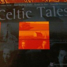 CDs de Música: CELTIC TALES- CD- WORLD MUSIC- CON 13 TEMAS- ORIGINAL DEL 97- NUEVO A ESTRENAR. Lote 50936493