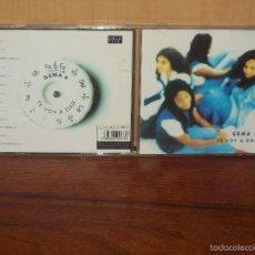 CDs de Música: GEMA 4 - TE VOY A DAR - CD . Lote 57938825