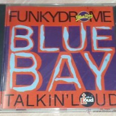 CDs de Música: FUNKYDROME - BLUE BAY - CD PROMOCIONAL - 10 TEMAS - VARIOS ARTISTAS - TALKIN LOUD. Lote 53048604