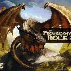 CDs de Música: PROGRESSIVE ROCK BOX SET (LIMITED EDITION) * 6 CD DIGIPACK * CAJA PRECINTADA. Lote 96863866