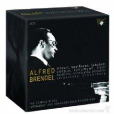 CDs de Música: ALFRED BRENDEL * BOX 23 CD * THE LEGENDARY MOZART & BEETHOVEN RECORDINGS * CAJA PRECINTADA. Lote 57961700