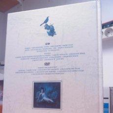 CDs de Música: MÓNICA NARANJO EDICIÓN ESPECIAL LIBRO + CD + DVD TARÁNTULA DESCATALOGADO. Lote 140197294