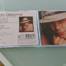 CDs de Música: BERTIN OSBORNE CD GRANDES EXITOS .2003. Lote 57964985