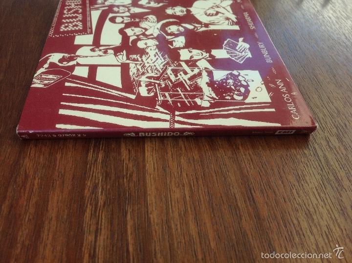 CDs de Música: Lote Cd Bushido EMI 2003 y Avalancha Héroes del Silencio EMI 1995 - Foto 7 - 184274787