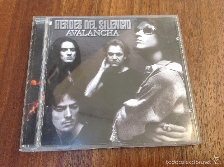 CDs de Música: Lote Cd Bushido EMI 2003 y Avalancha Héroes del Silencio EMI 1995 - Foto 8 - 184274787