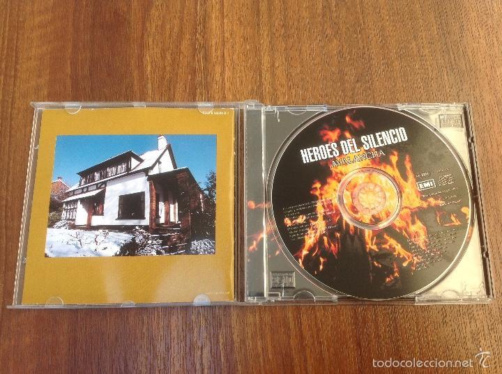 CDs de Música: Lote Cd Bushido EMI 2003 y Avalancha Héroes del Silencio EMI 1995 - Foto 9 - 184274787