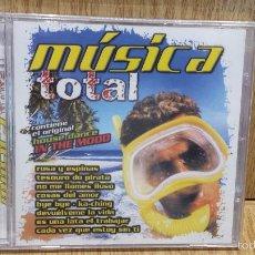 CDs de Música: MÚSICA TOTAL. CD / PACIFIC MUSIC - 2003. 15 TEMAS / PRECINTADO.. Lote 57968824