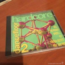 CDs de Música: HARDCORE DANCEFLOOR 2. Lote 57973489