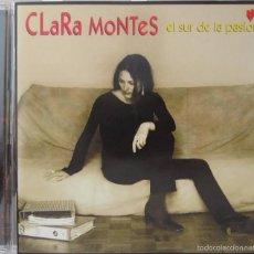 CDs de Música: CD ORIGINAL CLARA MONTES ''EL SUR DE LA PASION'' 2000. Lote 57975727
