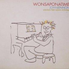 CDs de Música: CD ORIGINAL JOHN LENNON ''WONSONATIME'' 1998. Lote 57975981