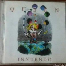 """CDs de Música: CD: QUEEN """" INNUENDO """". Lote 57981265"""