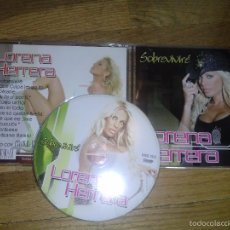 CDs de Música: CD LORENA HERRERA SOBREVIVIRE ED MEXICO JULIO IGLESIAS MIKE DIAZ GLORIA GAYNOR MARTA SANCHEZ. Lote 57982555