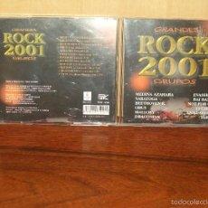 CDs de Música: GRANDES GRUPOS ROCK 2001 - VARIOS ARTISTAS - CD . Lote 57989474