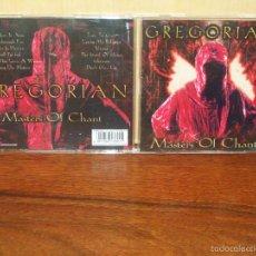 CDs de Música: GREGORIAN - MASTERS OF CHANT - CD . Lote 61527069