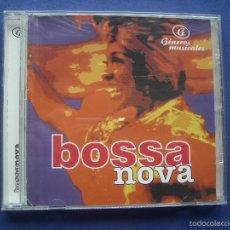 CDs de Música: BOSSA NOVA CD ALBUM 2004 VOL 2 SEND MUSIC C.JOBIM , TOQUINHO , M.CREUZA , V. MORAES C, VELOSO. Lote 57991591