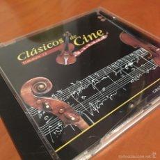 CDs de Música: CLASICOS DE CINE CD. Lote 57992627