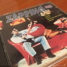 CDs de Música: ZAPPING MÚSICA DE ANUNCIOS. Lote 57993308