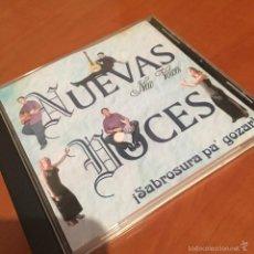 CDs de Música: NUEVAS VOCES SABROSURA PA´ GOZAR. Lote 57994176