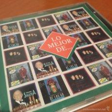 CDs de Música: LO MEJOR DE.... Lote 57995107