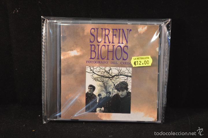 SURFIN BICHOS - FOTOGRAFO DEL CIELO - CD (Música - CD's Rock)