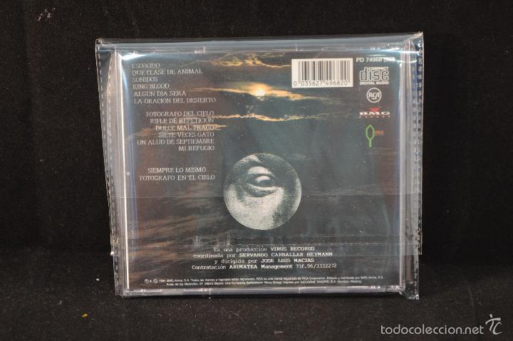 CDs de Música: SURFIN BICHOS - FOTOGRAFO DEL CIELO - CD - Foto 2 - 116119103
