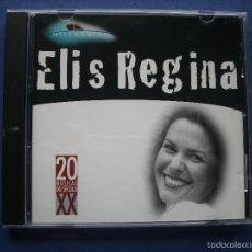 CDs de Música: ELIS REGINA - MILLENNIUM (CD) IMPORTACION BRASIL MERCURY RECORDS UNIVERSAL . Lote 58000580