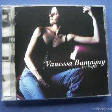 CDs de Música: VANESSA BUMAGNY DE PAPEL MCD CD ALBUM INDUSTRIA BRASILEÑA . Lote 58000598