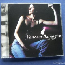 CDs de Música: VANESSA BUMAGNY DE PAPEL MCD CD ALBUM INDUSTRIA BRASILEÑA PEPETO. Lote 58000598