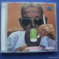 CDs de Música: CARTOLA VERDE QUE TE QUIERO ROSA CD ALBUM 1977/2001 RCA BMG EDICION BRASILEÑA. Lote 58000664
