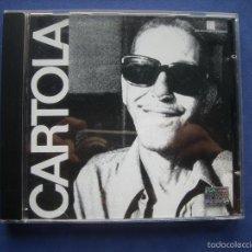CDs de Música: CARTOLA 472569-2 DISCOS MARCUS PEREIRA CD ALBUM EMI BRASIL 1998. Lote 58000714