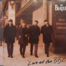 CDs de Música: 2 CDS ORIGINALES THE BEATLES '' LIVE AT THE BBC'' 1994. Lote 58004456