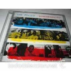 CDs de Música: CD POLICE - SYNCHRONICITY. Lote 58018775
