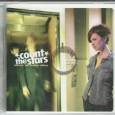 CDs de Música: COUNT THE STARS - NEVER BE TAKEN ALIVE - CD VICTORY 2003. Lote 58021878