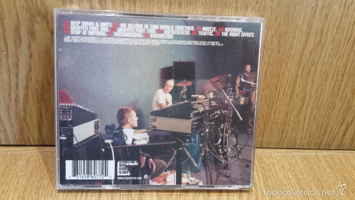 CDs de Música: STEREO MCS. DEEP DOWN & DIRTY. CD / ISLAN RECORDS - 2001. 12 TEMAS / CALIDAD LUJO - Foto 3 - 58075973