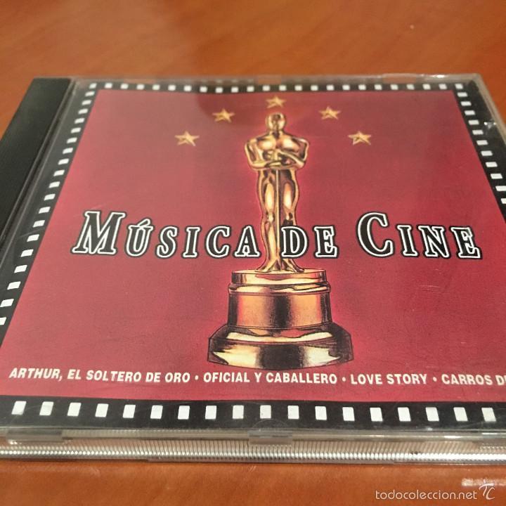 MÚSICA DE CINE (Música - CD's Otros Estilos)