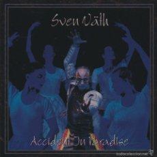 CDs de Música: SVEN VATH,ACCIDENT JU PARADISE DEK 93. Lote 143565013