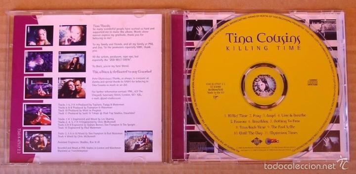 TINA COUSINS - KILLING TIME (CD 1998)