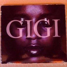 CDs de Música: GIGI - GIGI (CD 2001). Lote 58085181
