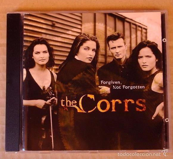 FORGIVEN BAIXAR CD FORGOTTEN CORRS THE NOT