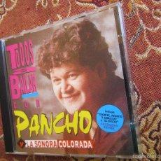 CDs de Música: PANCHO Y LA SONORA COLORADA- CD- TITULO TODOS A BAILAR CON - 13 TEMAS- ORIGINAL 95-NUEVO. Lote 58093780