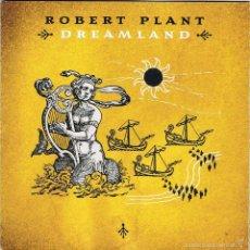 CDs de Música: CD ROBERT PLANT - DREAMLAND - MERCURY RECORDS 2002. Lote 58095794