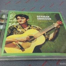 CDs de Música: CD NUEVO PRECINTADO GERMÁN OBREGÓN REGÁLAME TU AMOR. Lote 58115550