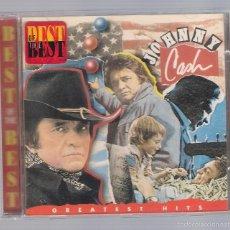 CDs de Música: JOHNNY CASH - GREATEST HITS (CD 1995, CBS / SONY 480549 2). Lote 58116997