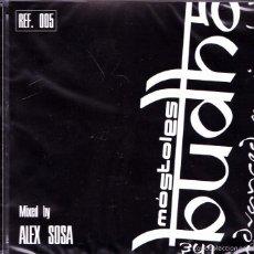 CDs de Música: ALEX SOSA-MIXED BY ALEX SOSA CD ALBUM SPAIN. Lote 58126217